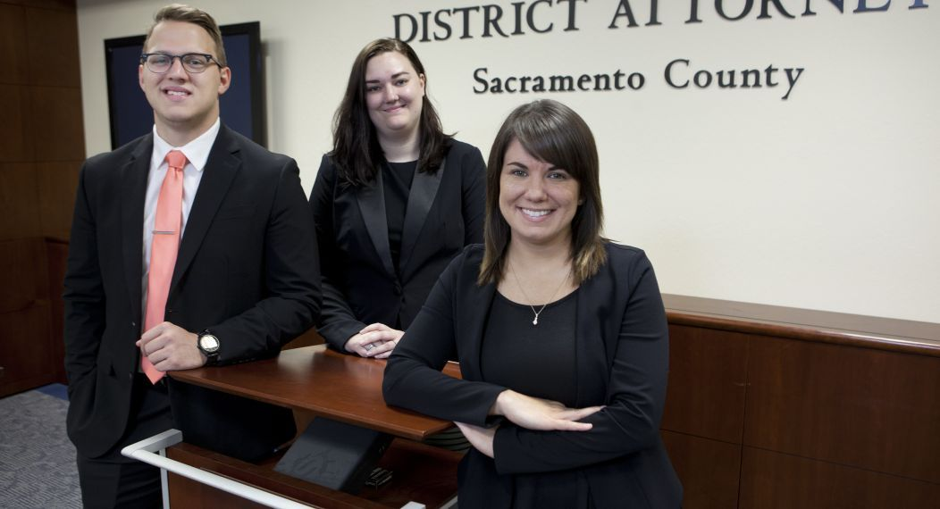 externs at the sacramento district attorney's office